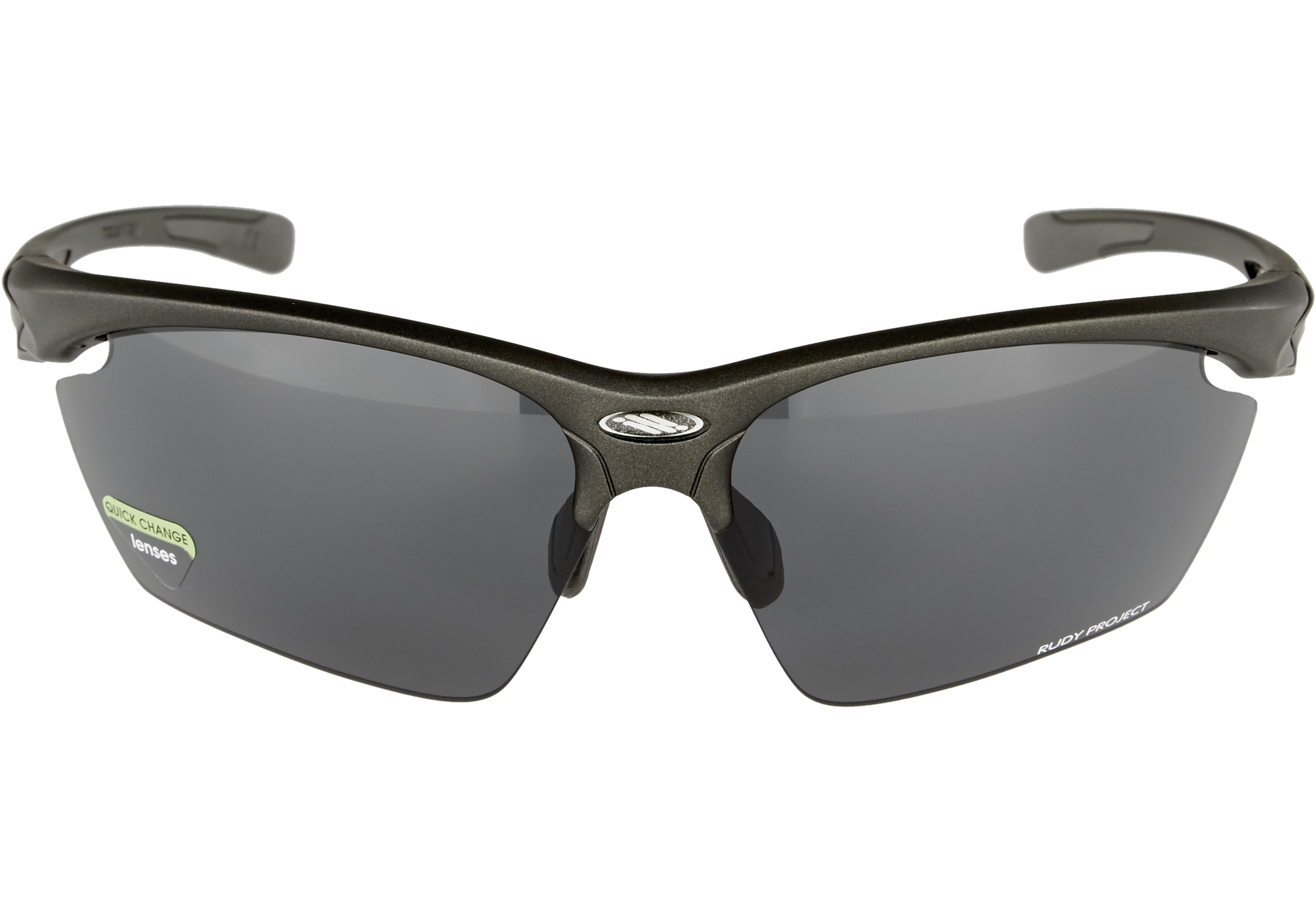 17bf3447fcdd Rudy Project Stratofly Sykkelbriller Svart